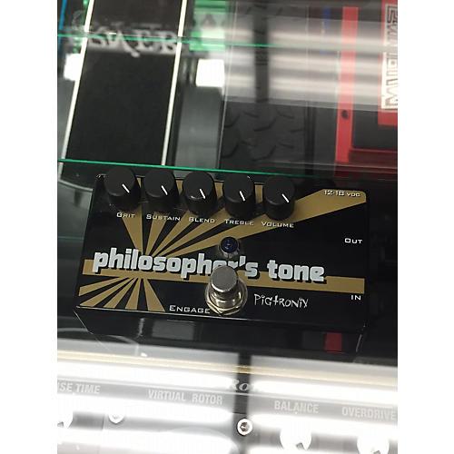 Pigtronix Philosophers Tone Effect Pedal-thumbnail