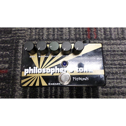 Pigtronix Philosophers Tone Effect Pedal-thumbnail