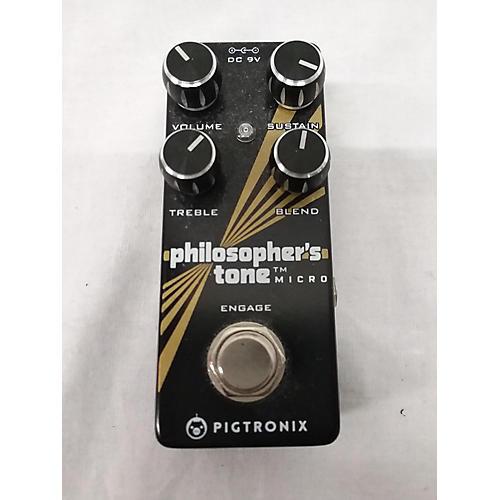 Pigtronix Philosophers Tone Effect Pedal
