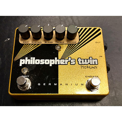Pigtronix Philosopher's Twin Effect Pedal