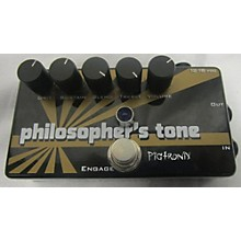 Pigtronix Philospher's Tone Effect Pedal