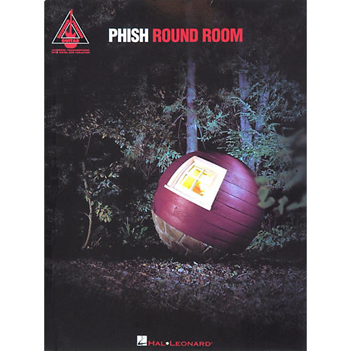 Hal Leonard Phish - Round Room Book-thumbnail