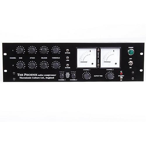Thermionic Culture Phoenix SB Side Chain Stereo Tube Compressor