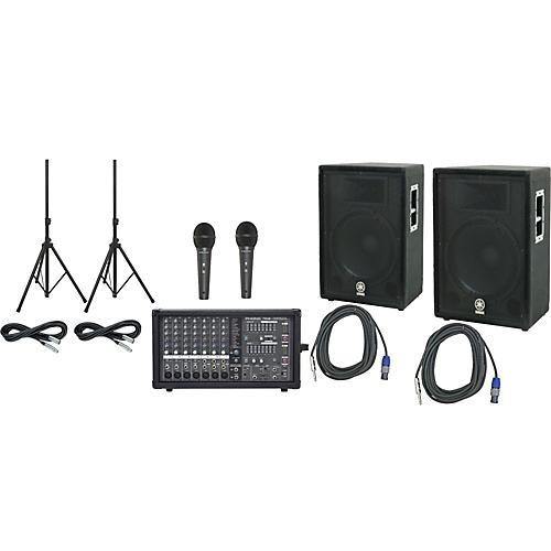 Yamaha Phonic 780 / Yamaha A15 PA Package
