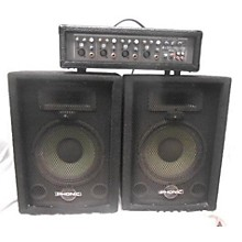 Phonic Phonic Powerpod 410/S710 PA Package Sound Package