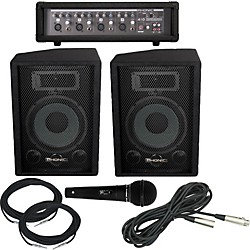 Phonic Powerpod 410/S710 PA Package (KIT-630485)