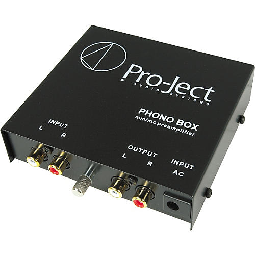Pro-Ject Phono Box Turntable Preamplifier