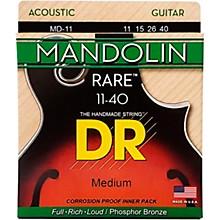 DR Strings Phosphor Bronze Medium Mandolin Strings
