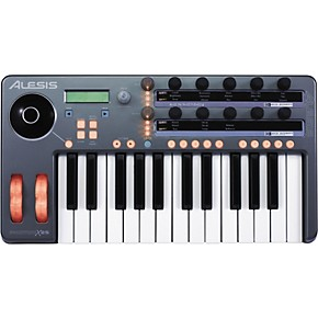 alesis photon x25 usb midi keyboard controller with audio guitar center. Black Bedroom Furniture Sets. Home Design Ideas