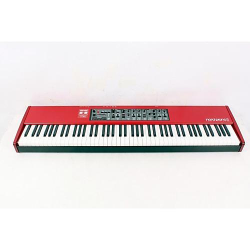 Nord Piano 2 HA88 88-Key Digital Piano Red 888365176390