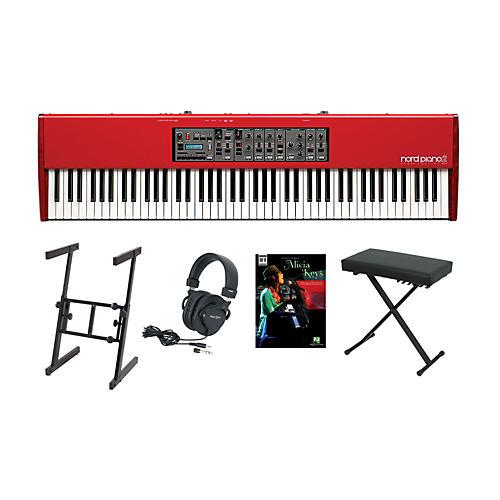 Nord Piano 2 HA88 Keyboard Package-thumbnail