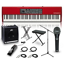 Nord Piano 3 88-Key Complete Stage Piano Package