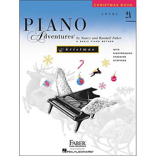 Faber Piano Adventures Piano Adventures Christmas Book Level 2A - Faber Piano-thumbnail
