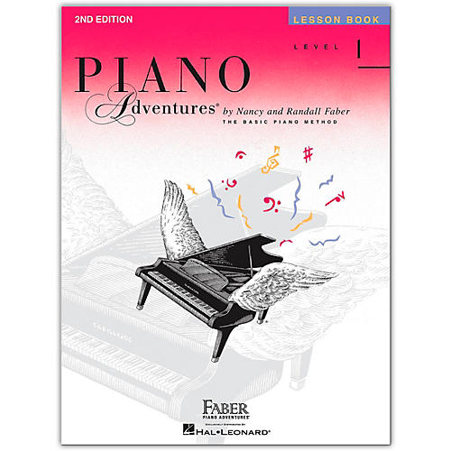 Faber Piano Adventures Piano Adventures Lesson Book Level 1-thumbnail