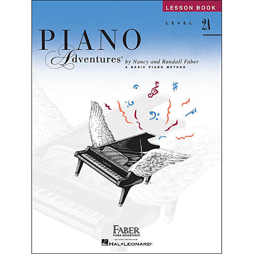 Faber Piano Adventures Piano Adventures Lesson Book Level 2A