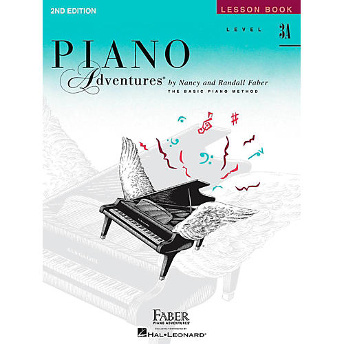 Faber Piano Adventures Piano Adventures Lesson Book Level 3A-thumbnail