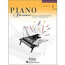 Faber Piano Adventures Piano Adventures Lesson Book Level 4