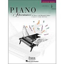 Faber Piano Adventures Piano Adventures Lesson Book Level 5 - Faber Piano
