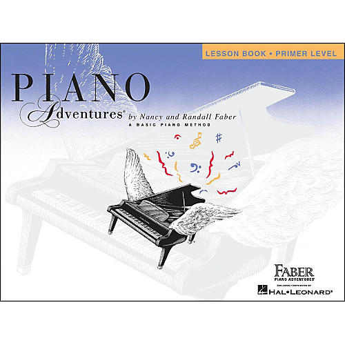 Faber Piano Adventures Piano Adventures Lesson Book Primer Level-thumbnail