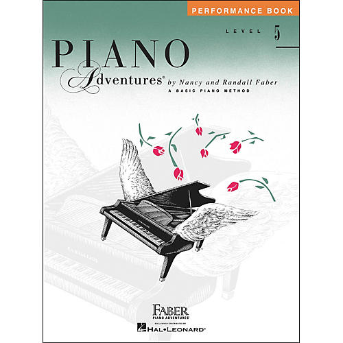 Faber Piano Adventures Piano Adventures Performance Book Level 5 - Faber Piano-thumbnail