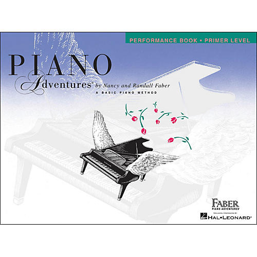 Faber Piano Adventures Piano Adventures Performance Book Primer Level-thumbnail