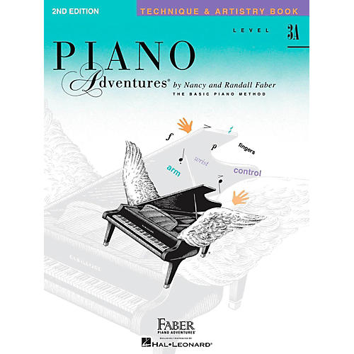 Faber Piano Adventures Piano Adventures Techniques And Artistry Book Level 3A