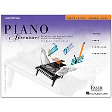Faber Piano Adventures Piano Adventures Theory Book Primer Level, Second Edition