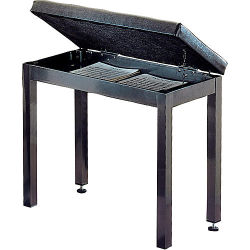 Quik-Lok Piano Bench with Compartment