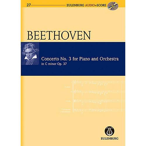 Eulenburg Piano Concerto No. 3 in C Minor Op. 37 Eulenberg Audio plus Score Series Composed by Ludwig van Beethoven