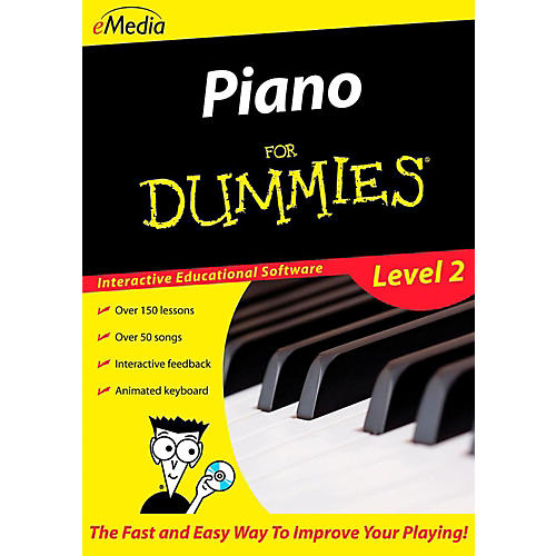 Emedia Piano For Dummies Level 2 - Digital Download-thumbnail