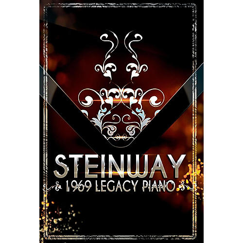 8DIO Productions Piano Legacy Series: 1969 Steinway Piano