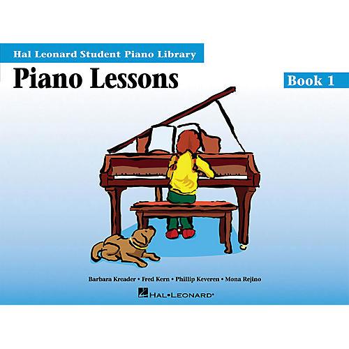 Hal Leonard Piano Lessons Book 1 HLSPL-thumbnail
