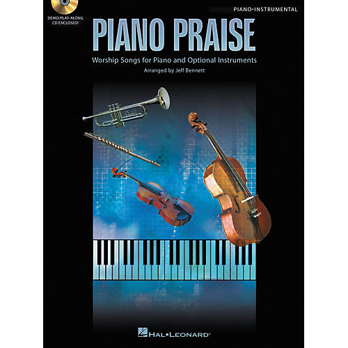 Integrity Music Piano Praise - Worship Songs for Piano and Optional Instruments