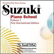 Suzuki Piano School New International Edition CD Volume 1