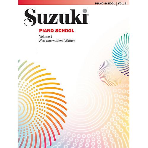 Alfred Piano School New International Edition Piano Book Volume 2