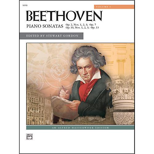 Alfred Piano Sonatas Volume 1 (Nos. 1-8) Volume 1 (Nos. 1-8)
