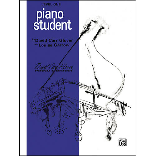 Alfred Piano Student Level 1-thumbnail