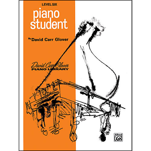 Alfred Piano Student Level 6