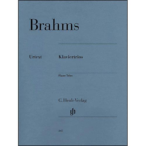 G. Henle Verlag Piano Trios By Brahms-thumbnail