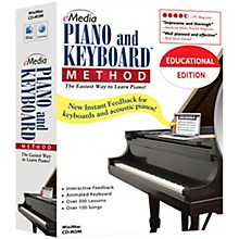 Emedia Piano and Keyboard Method 20 Station Lab Pack (20 Computers/120 Students)