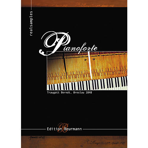 Best Service Pianoforte Sample Library Software for GigaStudio-thumbnail