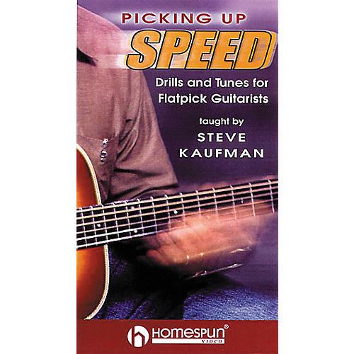 Homespun Picking Up Speed (VHS)