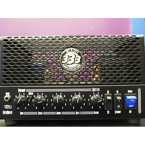 used jet city amplification pico valve 5w tube guitar amp. Black Bedroom Furniture Sets. Home Design Ideas