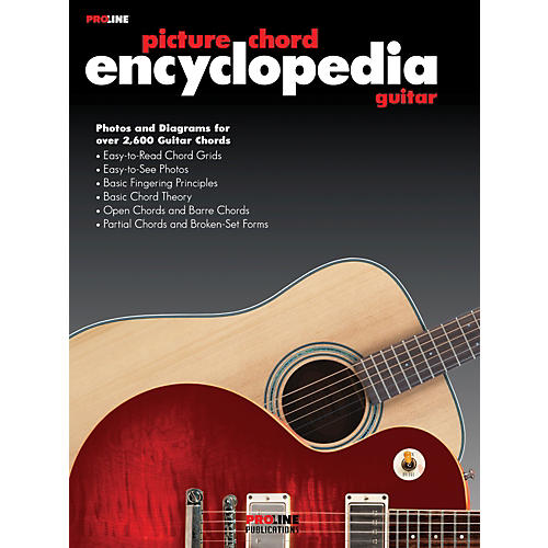 Proline Picture Chord Encyclopedia Book-thumbnail