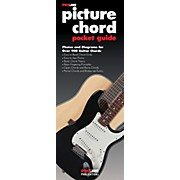 Picture Guitar Chord Pocket Guide Book
