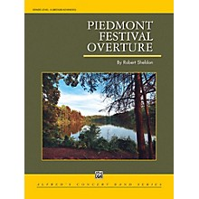 Alfred Piedmont Festival Overture - Grade 4 (Medium Difficult)