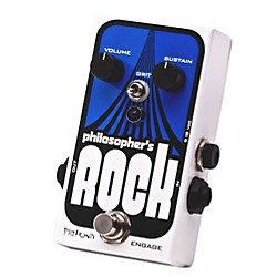 Pigtronix Philosopher's Rock Compressor & Sustainer with Germanium Distortion