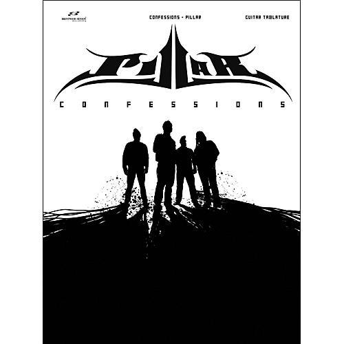 Hal Leonard Pillar - Confessions Guitar Tab Songbook-thumbnail