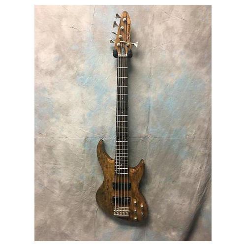 DeArmond Pilot Deluxe V Electric Bass Guitar