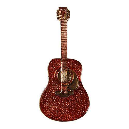 AIM Pin Acoustic Guitar